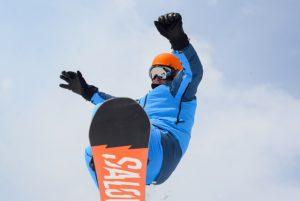 Gdzie pojechać na snowboard?