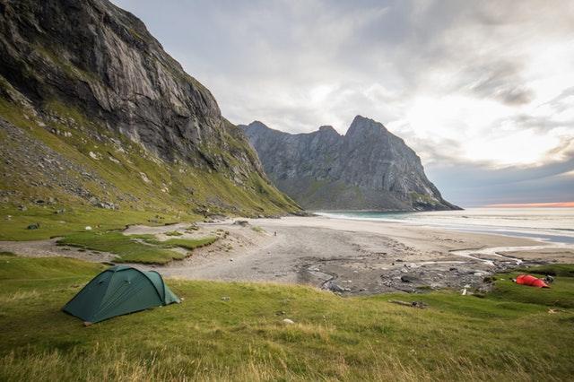 Gdzie pojechać pod namiot?