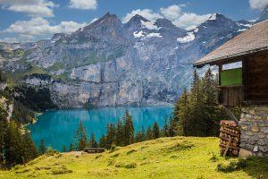 co warto zobaczyć w szwajcarii latem